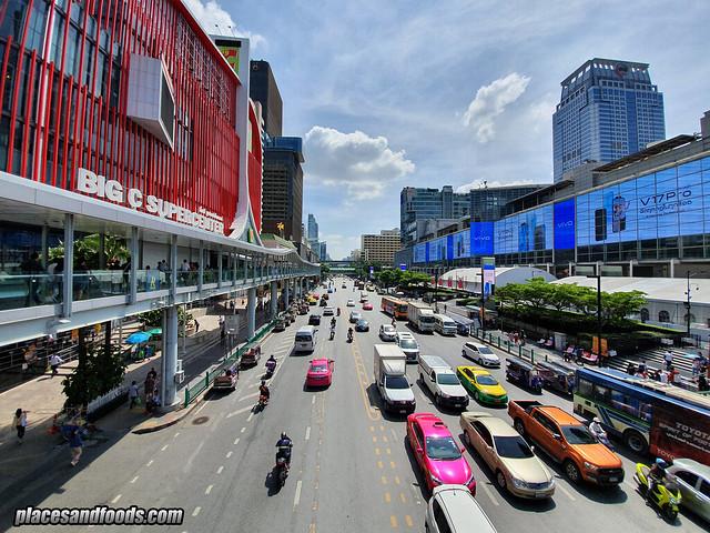 bangkok taxi or grab