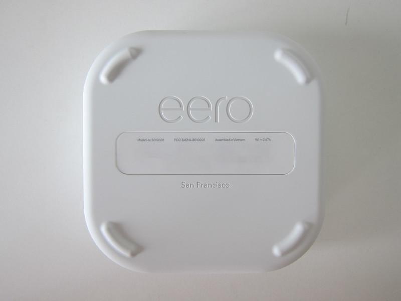 eero Pro - Bottom