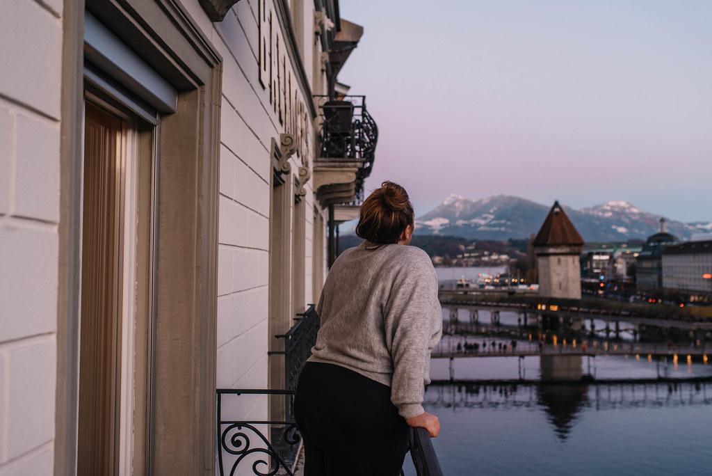 hotel des balances lucerne switzerland