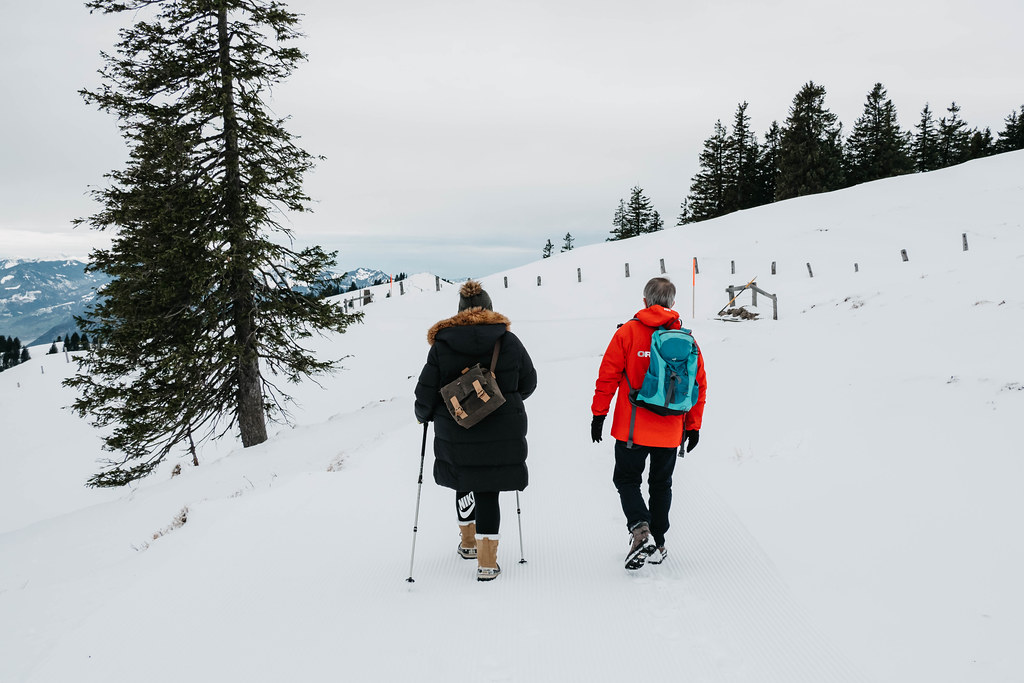 Mt Rigi hiking trails