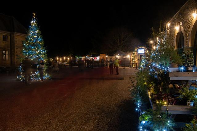 Belton House Christmas Lights