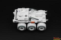 TOROMODELSTUDIO - MOON Model kit - Rover 1 (7)