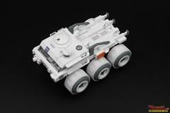 TOROMODELSTUDIO - MOON Model kit - Rover 1 (8)