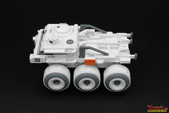 TOROMODELSTUDIO - MOON Model kit - Rover 1 (15)