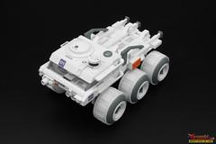TOROMODELSTUDIO - MOON Model kit - Rover 1 (16)