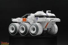 TOROMODELSTUDIO - MOON Model kit - Rover 1 (26)