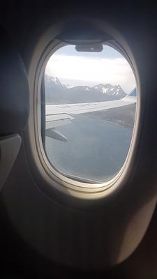 Ushuaia Approach