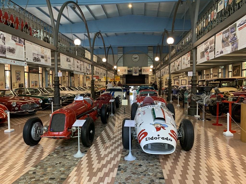 Motor Valley 223 авто музеи Изучение автомобильной долины Эмилии-Романьи в Италии 49221293957 87ff1cbc59 b