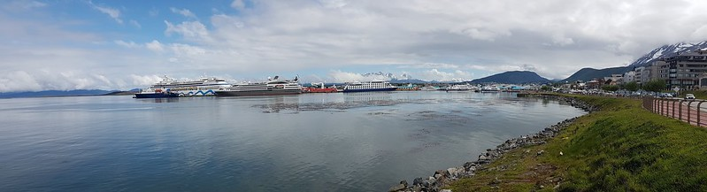 Ushuaia Waterfront & Port