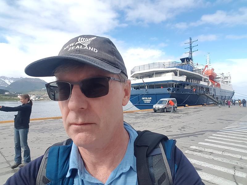 Port Ushuaia  - Ortelius & I