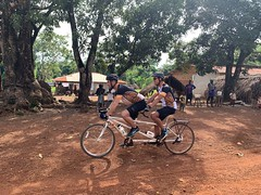 Day 3 on the way back to Makeni