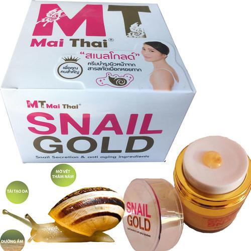 Snail Gold Mai Thai