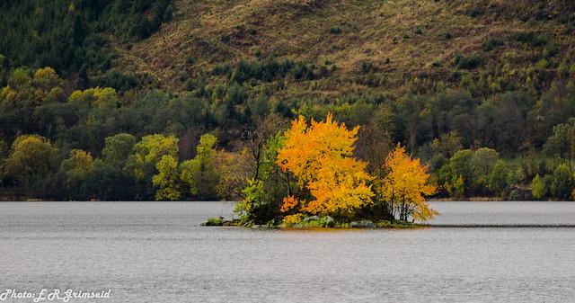 Autumn. Kalandsvatnet ( 6 of 6 )