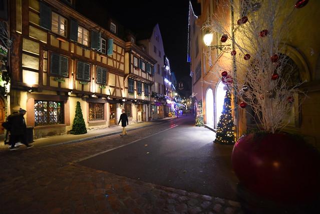 Colmar by Night 7 (Alsace, F)