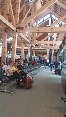 Ushuaia Airport