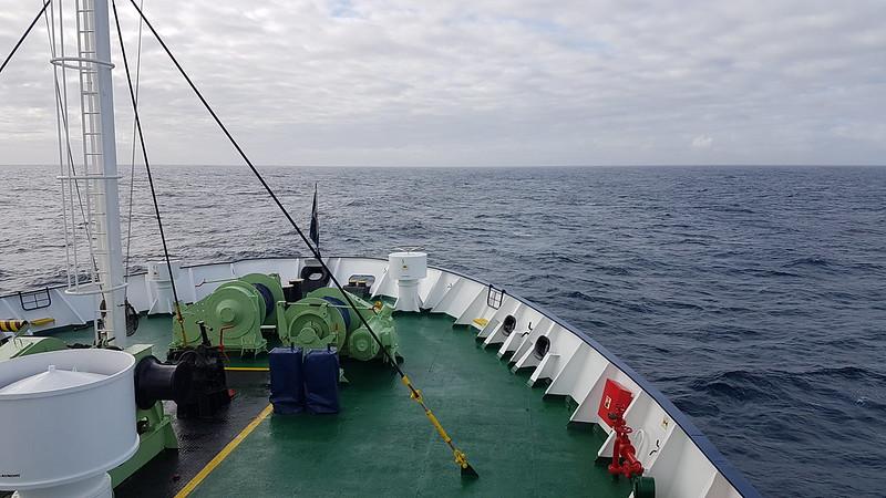 A calm Drake Passage