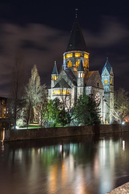Metz le temple
