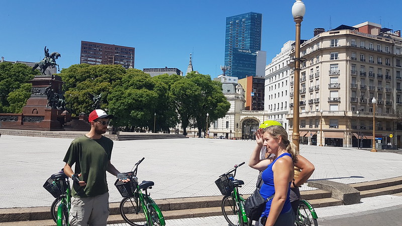 Buenos Aires North Cycling