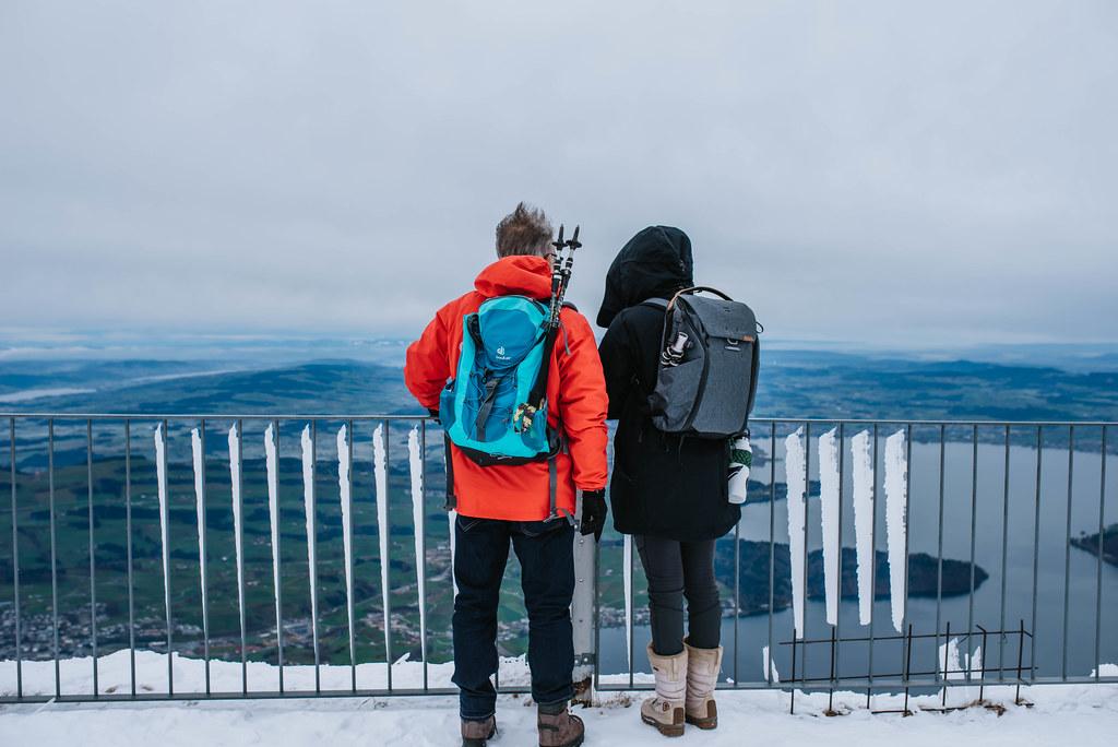 Mt. Rigi kulm
