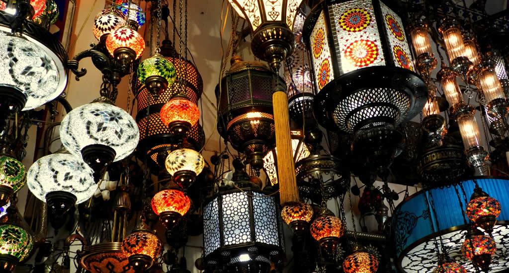 Bezienswaardigheden Istanbul: bezoek de Grote Bazaar | Mooistestedentrips.nl
