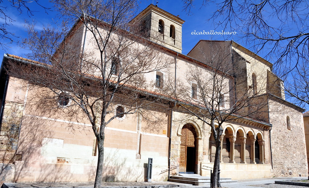 683 – Iglesia del Salvador – Segovia - Spain.