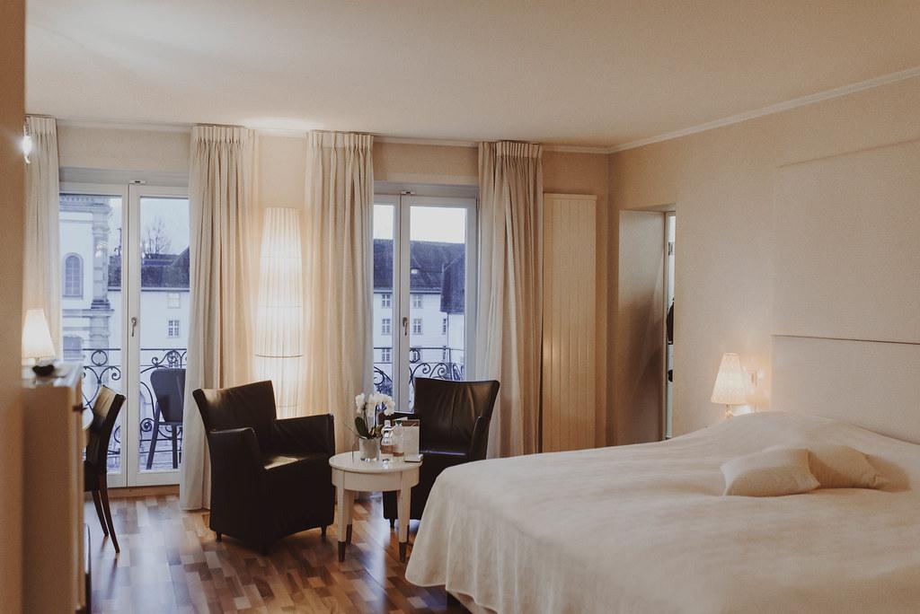 hotel des balances luzern huone