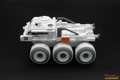 TOROMODELSTUDIO - MOON Model kit - Rover 1 (23)