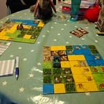 Playing Kingdomino