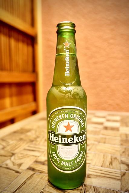 ハイネケン Heineken
