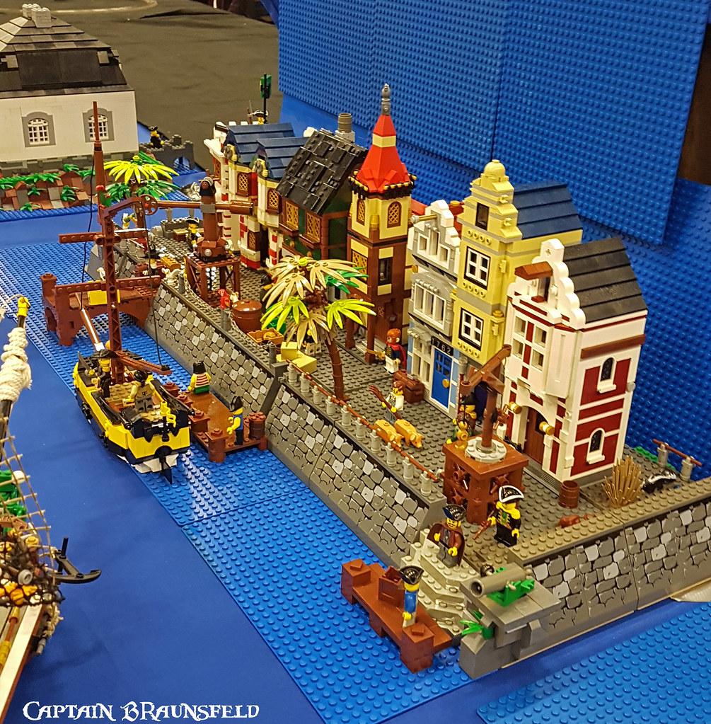 201912 Harbour Scene