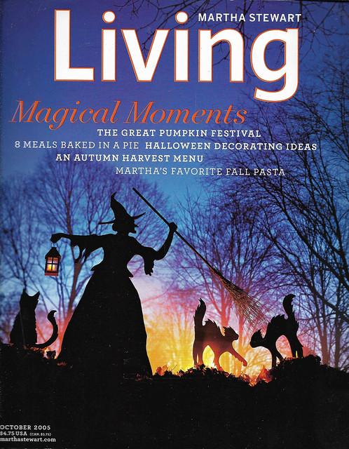 Martha Stewart Living No. 143 - October 2005