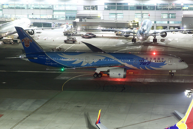 China Southern Airlines | Boeing | 787-8 | B-1293