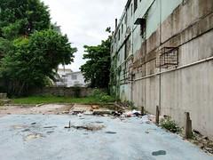 Belize City - Abandoned Site