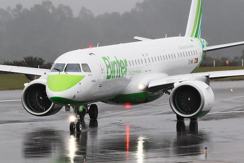 Embraer E195-E2 (ERJ-190-400 STD) Binter Canarias