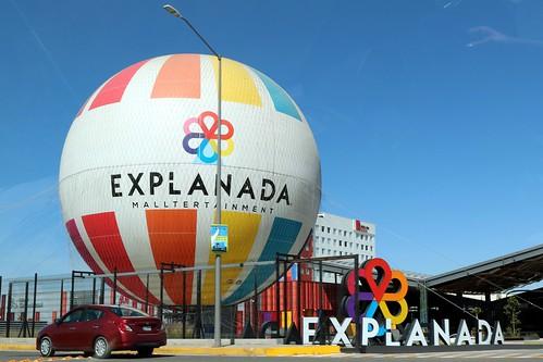 Explanada Puebla