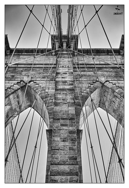 Brooklyn Bridge - 1875