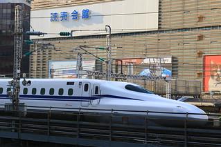 N700S, 新幹線