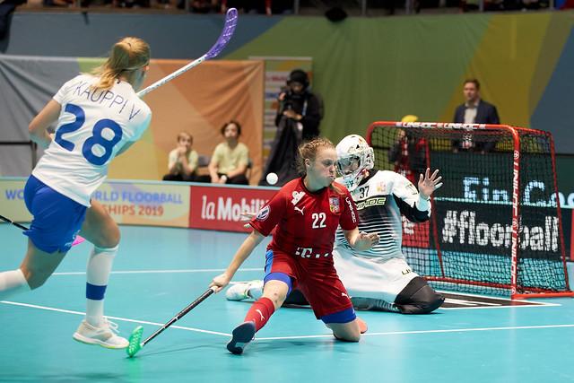 2019 WFC - Finland v Czech Republic BILD3615
