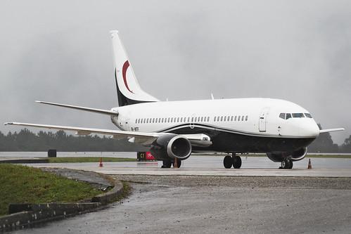 9H-MTF - Boeing 737-329 - Maleth-Aero