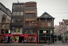 Vijzelstraat, Amsterdam 15-12-19