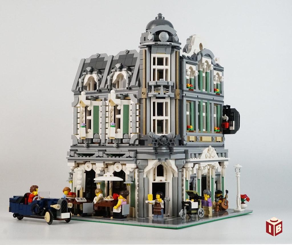 LEGO European Jazz Cafe