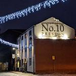 No.10 hotel in Preston