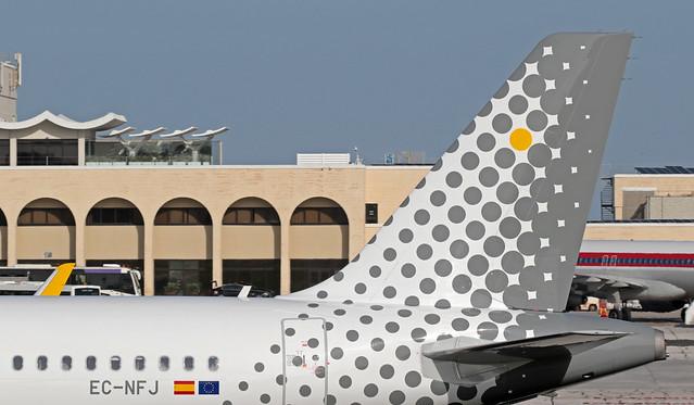 EC-NFJ LMML 15-12-2019 Vueling Airbus A320-271N CN 9144