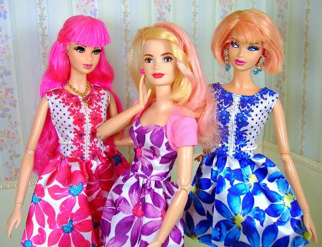 Rosalie, Poppy, & Peony floral
