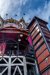 Carrousel des Mondes Marins. Nantes
