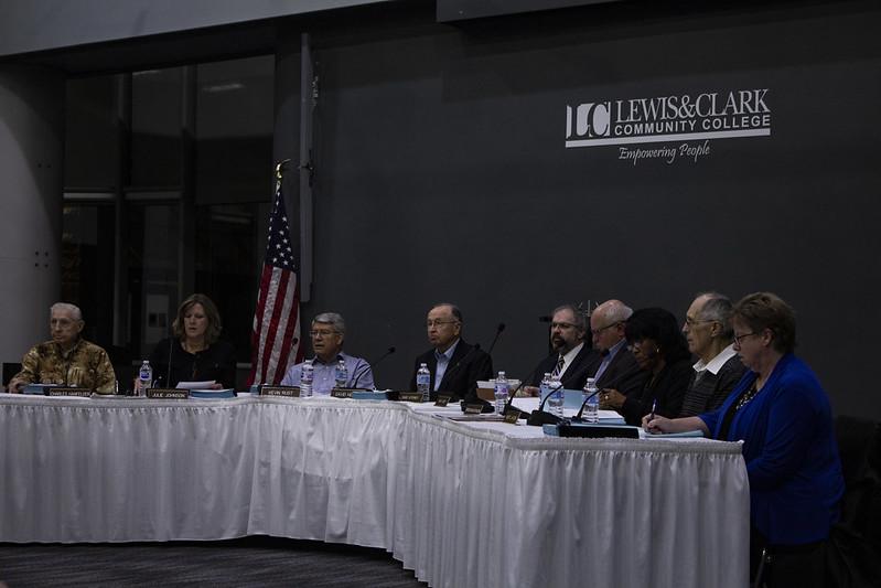 December Board Meeting:Firing Dale Chapman