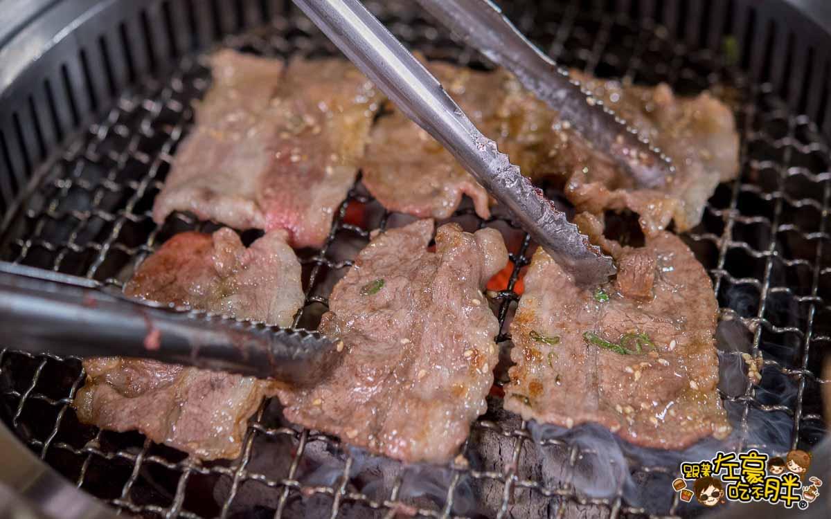 秘町無煙炭火燒肉 高雄燒烤吃到飽-6