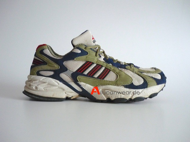 1999 VINTAGE ADIDAS SAVAGE TRAIL RUNNING SPORT SHOES | Flickr