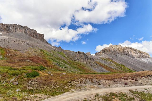 Top of Stony Pass