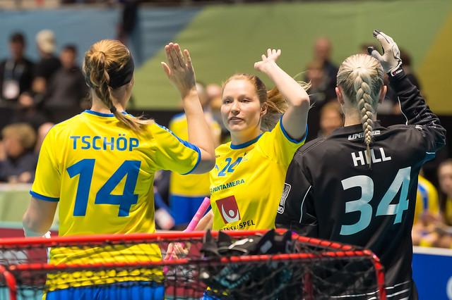 2019 WFC - Sweden v Switzerland